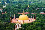 South East Asia, Myanmar, Mandalay, Sagaing, Shwezigon pagoda