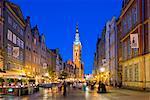 Europe, Poland, Gdansk, St Mary's Church
