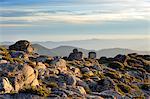 The top of the highest mountain range in Continental Portugal. Serra da Estrela Nature Park