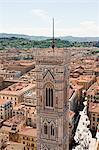 Campanile of Santa Maria del Fiore, Florence, Italy