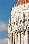 Baptistry os St John, Pisa, Italy