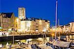 The old harbour, La Rochelle, Charente-Maritime, France