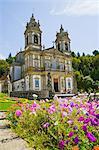 Bom Jesus do Monte Sanctuary, Braga, Portugal