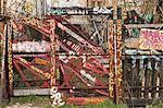 Graffiti, Berlin, Germany
