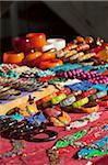 Cala Lena street market, Santa Eulalia, Ibiza, Balearic Islands, Spain, Mediterranean, Europe