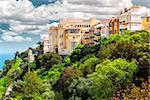Beautiful mediterranean landscape, Monaco