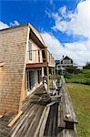 Vacation home, Block Island, Rhode Island, USA