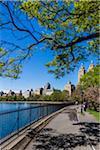 Jacqueline Kennedy Onassis Reservoir, Central Park, New York City, New York, USA
