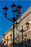 Malaya Konyushennaya Street, St. Petersburg, Russia