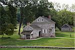 George Washington's Headquarters, Valley Forge National Historical Park, Pennsylvania, USA