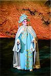 Chinese Opera Performer, Hong Kong, China