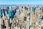 Manhattan cityscape, New York City