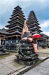 Pura Besakih temple complex, Bali, Indonesia, Southeast Asia, Asia
