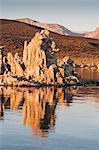 Dawn at Mono Lake, California, United States of America, North America