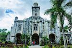 Colonial Spanish Albuquerque Church in Bohol, Philippines, Southeast Asia, Asia