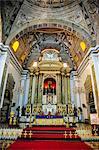 Interior of the San Augustin Church, Intramuros, Manila, Luzon, Philippines, Southeast Asia, Asia