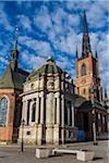 Riddarholm Church, Riddarholmen, Stockholm, Sweden