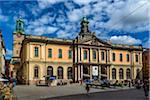 The Nobel Museum, Stortorget, Gamla Stan (Old Town), Stockholm, Sweden