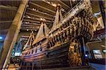 The Vasa warship, Vasa Museum, Stockholm, Sweden