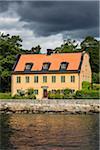 Traditional home, Stockholm, Sweden