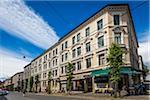 Street Scene, Trondheimsveien, Oslo, Norway