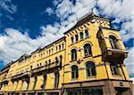 Yellow Building, Oslo, Norway