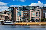 Waterfront, Tjuvholmen, Oslo, Norway