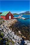 Sommaroy and Kvaloya Island, Tromso, Norway