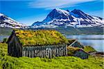 Straumengard Museum, Kvaloya Island, Tromso, Norway