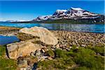 Kvaloya Island, Tromso, Norway
