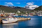 Harbour, Tromso, Troms, Norway