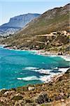 Coastline, Chapman's Peak Drive, Western Cape, South Africa