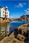 Henningsvaer, Austvagoya, Lofoten Archipelago, Norway
