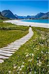 Ramberg, Flakstadoya, Lofoten Archipelago, Norway