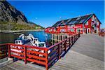 A i Lofoten, Moskenesoya, Lofoten Archipelago, Norway