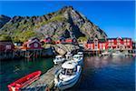 Lofoten Stockfish Museum, A i Lofoten, Moskenesoya, Lofoten Archipelago, Norway