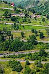 Geiranger, More og Romsdal, Norway