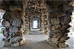 Grotto at Schwerin Castle, Schwerin, Western Pomerania, Mecklenburg-Vorpommern, Germany