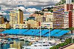 Preparation to Formula 1 Monaco Grand Prix