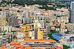 View of the Principality of Monaco