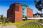 The ARoS Aarhus Kunstmuseum, Aarhus, Denmark