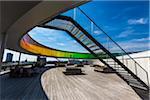 Your Rainbow Panorama by Olafur Eliasson, ARoS Aarhus Kunstmuseum, Aarhus, Denmark