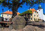 Town Square, Aeroskobing, Aero, Denmark