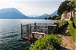 Botanic Garden, Villa Monastero, Lago di Como, Lombardy, Italy