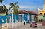 Plaza Mayor, Trinidad, UNESCO World Heritage Site, Sancti Spiritus Province, Cuba, West Indies, Caribbean, Central America