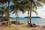 Pantai Cenang beach, Pulau Langkawi (Langkawi Island), Malaysia, Southeast Asia, Asia