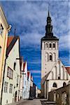 St Nicholas' Church, Art Museum of Estonia, Tallinn, Estonia