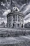 Europe, United Kingom, England, Oxfordshire, Oxford, Radcliffe Camera