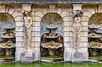 Europe, United Kingom, England, Oxfordshire, Woodstock, Blenheim Palace Fountain
