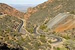 Mountain Pass outside of Jerome, Arizona, USA